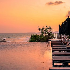Thailand honeymoon Packages Silavadee Pool Spa Resort Pool 3
