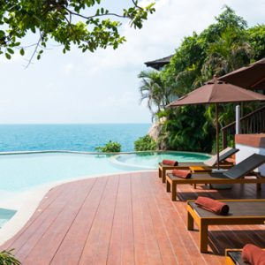 Thailand honeymoon Packages Silavadee Pool Spa Resort Pool 5