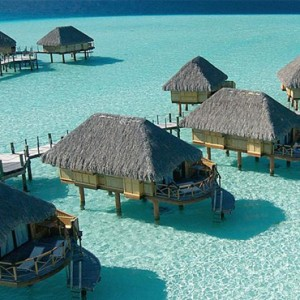 Overwater Suite - Bora Bora Pearl Beach Resort - Luxury Bora Bora Honeymoon Packages