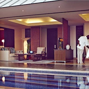 Raffles Praslin - suite