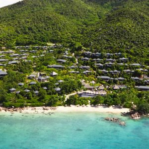Seychelles Honeymoon Packages Raffles Seychelles Areial View 3