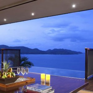 Seychelles Honeymoon Packages Raffles Seychelles Two Bedroom Ocean View Pool Villa 3