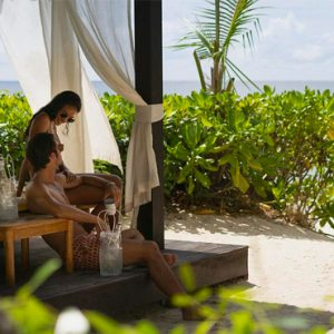 Seychelles Honeymoon Packages Raffles Seychelles Couple