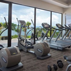 Seychelles Honeymoon Packages Raffles Seychelles Gym