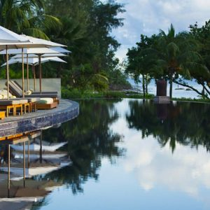 Seychelles Honeymoon Packages Raffles Seychelles Pool 2