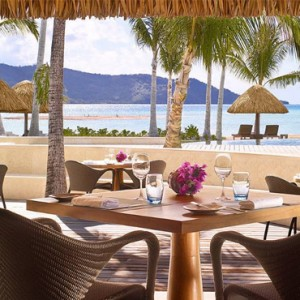 Tere Nui - Four Seasons Bora Bora - Luxury Bora Bora Honeymoon Packages