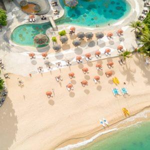 Thailand Honeymoon Packages The Tongsai Bay, Koh Samui Aerial View2