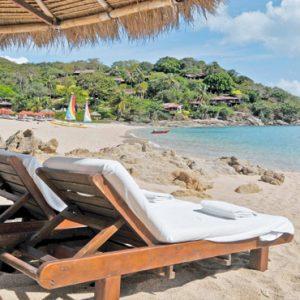 Thailand Honeymoon Packages The Tongsai Bay, Koh Samui Beach4