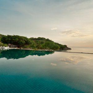 Thailand Honeymoon Packages The Tongsai Bay, Koh Samui Pool