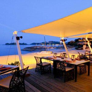 Thailand Honeymoon Packages The Tongsai Bay, Koh Samui Restaurants