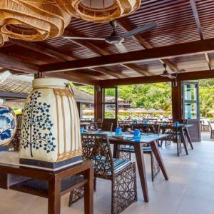 Thailand Honeymoon Packages The Tongsai Bay, Koh Samui Restaurants2