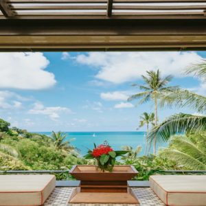 Thailand Honeymoon Packages The Tongsai Bay, Koh Samui Sun Loungers