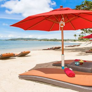 Thailand Honeymoon Packages Rockys Boutique Resort, Koh Samui Beach1