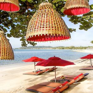 Thailand Honeymoon Packages Rockys Boutique Resort, Koh Samui Beach2