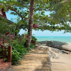 Thailand Honeymoon Packages Rockys Boutique Resort, Koh Samui Beach4