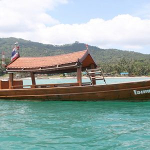 Thailand Honeymoon Packages Rockys Boutique Resort, Koh Samui Boat Excursion1