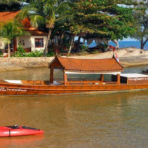 Thailand Honeymoon Packages Rockys Boutique Resort, Koh Samui Boat Excursion2