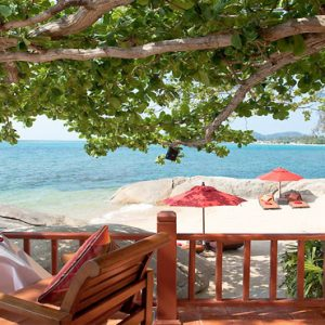 Thailand Honeymoon Packages Rockys Boutique Resort, Koh Samui Deluxe Beachfront Suites1