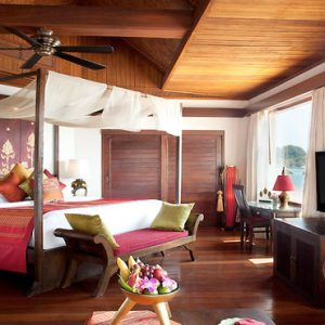 Thailand Honeymoon Packages Rockys Boutique Resort, Koh Samui Deluxe Beachfront Suites2