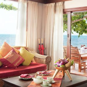 Thailand Honeymoon Packages Rockys Boutique Resort, Koh Samui Deluxe Beachfront Suites3