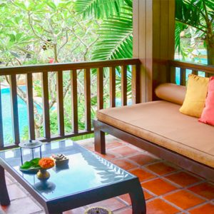Thailand Honeymoon Packages Rockys Boutique Resort, Koh Samui Deluxe Garden Pool View2
