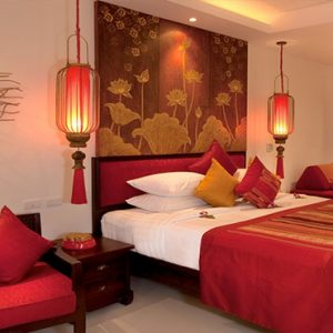 Thailand Honeymoon Packages Rockys Boutique Resort, Koh Samui Deluxe Garden Pool View4