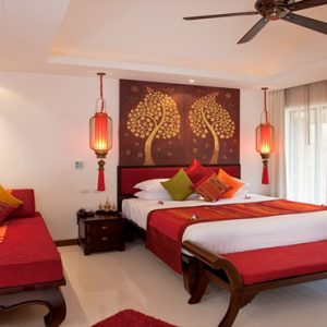 Thailand Honeymoon Packages Rockys Boutique Resort, Koh Samui Deluxe Garden Pool View6