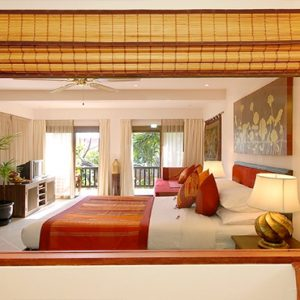 Thailand Honeymoon Packages Rockys Boutique Resort, Koh Samui Deluxe Gardenview3
