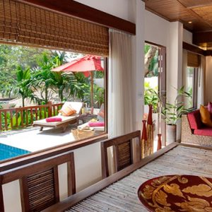 Thailand Honeymoon Packages Rockys Boutique Resort, Koh Samui Deluxe Thai Pool Villa4