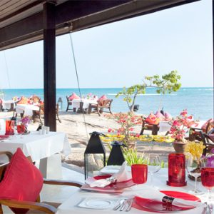 Thailand Honeymoon Packages Rockys Boutique Resort, Koh Samui Dining Room