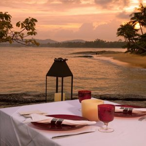 Thailand Honeymoon Packages Rockys Boutique Resort, Koh Samui Dining Room2