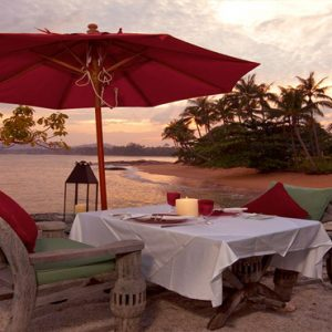 Thailand Honeymoon Packages Rockys Boutique Resort, Koh Samui Dining Room3