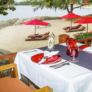 Thailand Honeymoon Packages Rockys Boutique Resort, Koh Samui Dinner On The Beach4