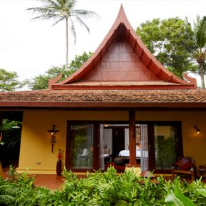 Thailand Honeymoon Packages Rockys Boutique Resort, Koh Samui Garden Cottage1