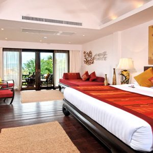 Thailand Honeymoon Packages Rockys Boutique Resort, Koh Samui Junior Suite Ocean View