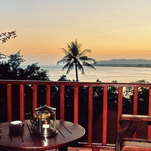 Thailand Honeymoon Packages Rockys Boutique Resort, Koh Samui Junior Suite Ocean View 2