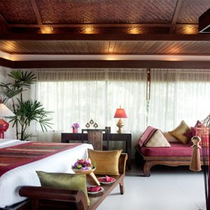 Thailand Honeymoon Packages Rockys Boutique Resort, Koh Samui Junior Suite Ocean View 3