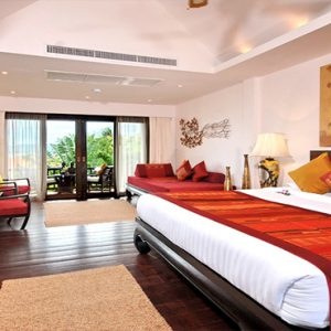 Thailand Honeymoon Packages Rockys Boutique Resort, Koh Samui Junior Suite Ocean View 4