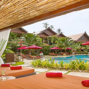 Thailand Honeymoon Packages Rockys Boutique Resort, Koh Samui Pool6