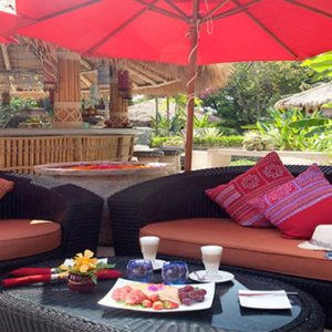 Thailand Honeymoon Packages Rockys Boutique Resort, Koh Samui The Bistro1