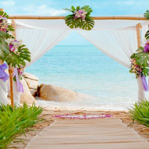 Thailand Honeymoon Packages Rockys Boutique Resort, Koh Samui Wedding2
