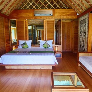 Water Villas 3 - Bora Bora Pearl Beach Resort - Luxury Bora Bora Honeymoon Packages