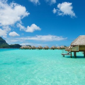 Water Villas 4 - Bora Bora Pearl Beach Resort - Luxury Bora Bora Honeymoon Packages