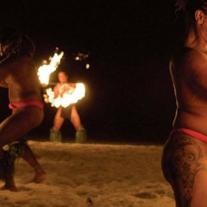 firedance - Four Seasons Bora Bora - Luxury Bora Bora Honeymoon Packages