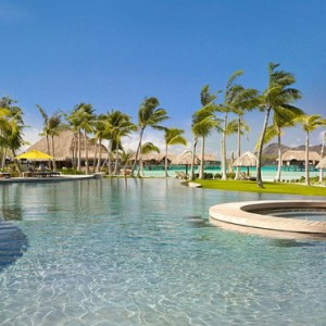 pool 4 - Four Seasons Bora Bora - Luxury Bora Bora Honeymoon Packages