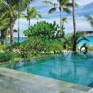 pool 5 - Four Seasons Bora Bora - Luxury Bora Bora Honeymoon Packages