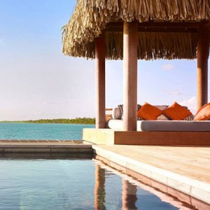 pool - Four Seasons Bora Bora - Luxury Bora Bora Honeymoon Packages