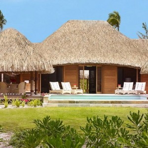villas 2- Four Seasons Bora Bora - Luxury Bora Bora Honeymoon Packages