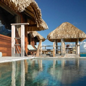 villas 4 - Four Seasons Bora Bora - Luxury Bora Bora Honeymoon Packages