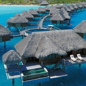 villas 5 - Four Seasons Bora Bora - Luxury Bora Bora Honeymoon Packages